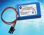 GlobTek's BL2200F6034501S2PPML Battery Pack in 1S2P Configuration represents latest addition to rugged high-capacity Li-Ion / Prismatic Battery family with UL 1642 Approved Cells and a CE Mark which...